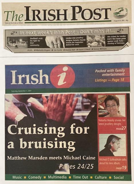 2001 The Irish Post 1
