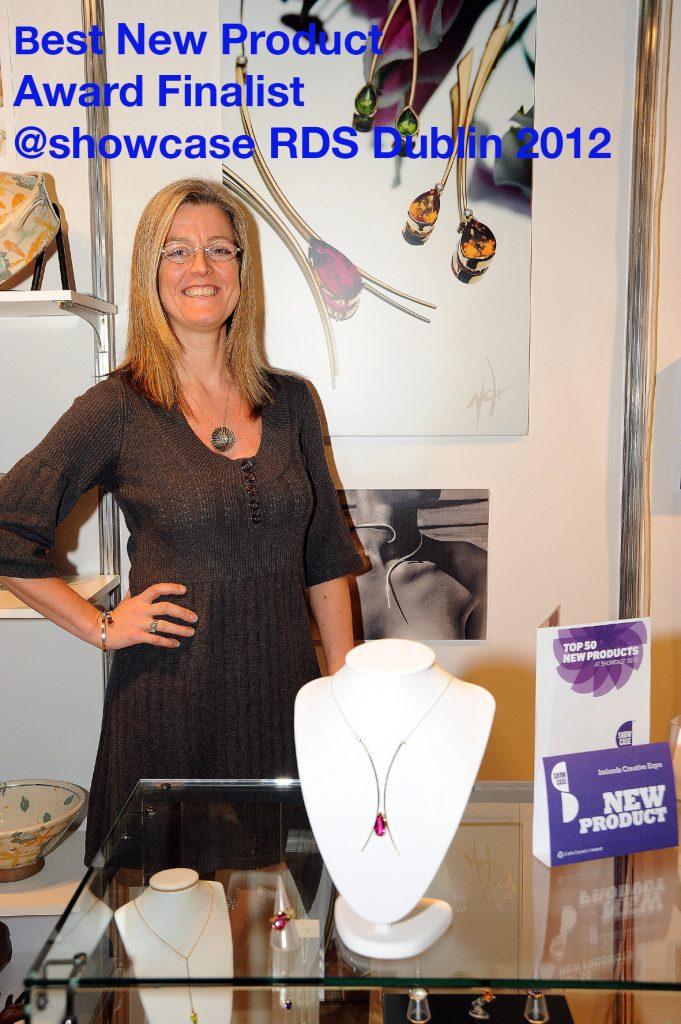 Natasha Heaslip 2012 Best new product design award @ Showcase expo RDS
