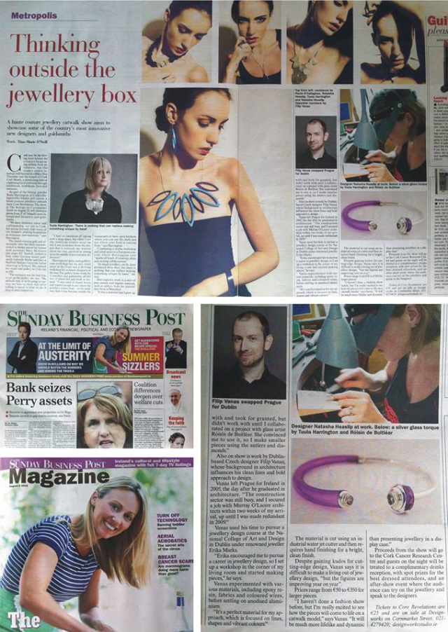 2013 Sunday business post, Article, 'thinking outside the box'