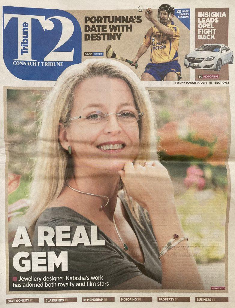 2014 Connacht tribune feature Article