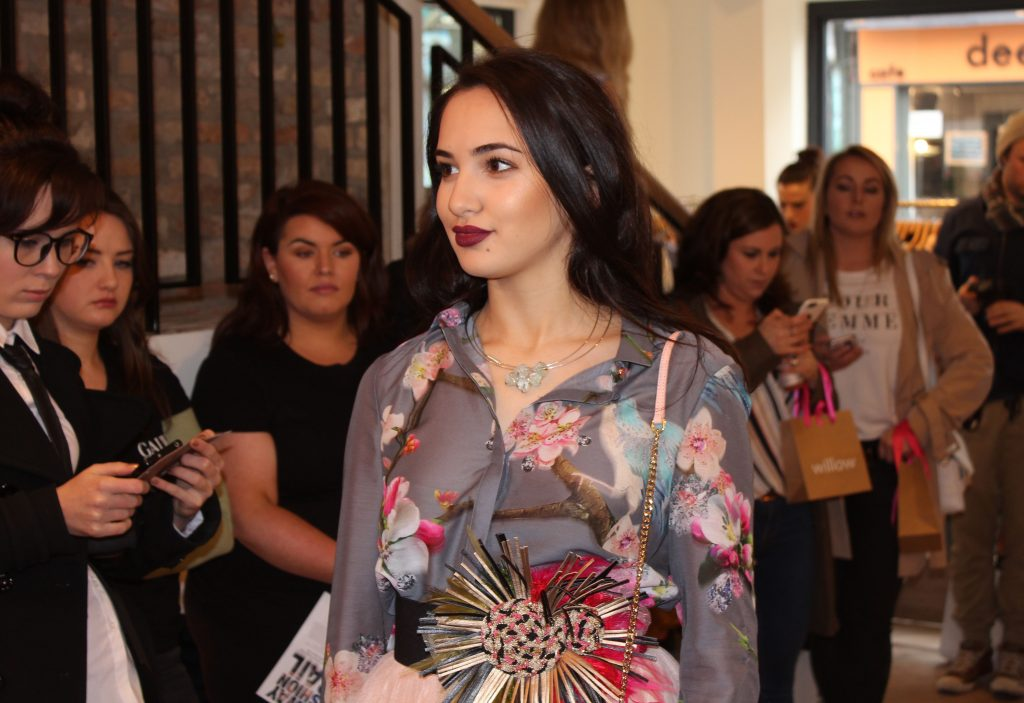 2015 Fashion trail, with Willow fashion boutique 1