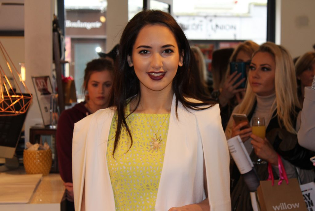 2015 Fashion trail, with Willow fashion boutique 2