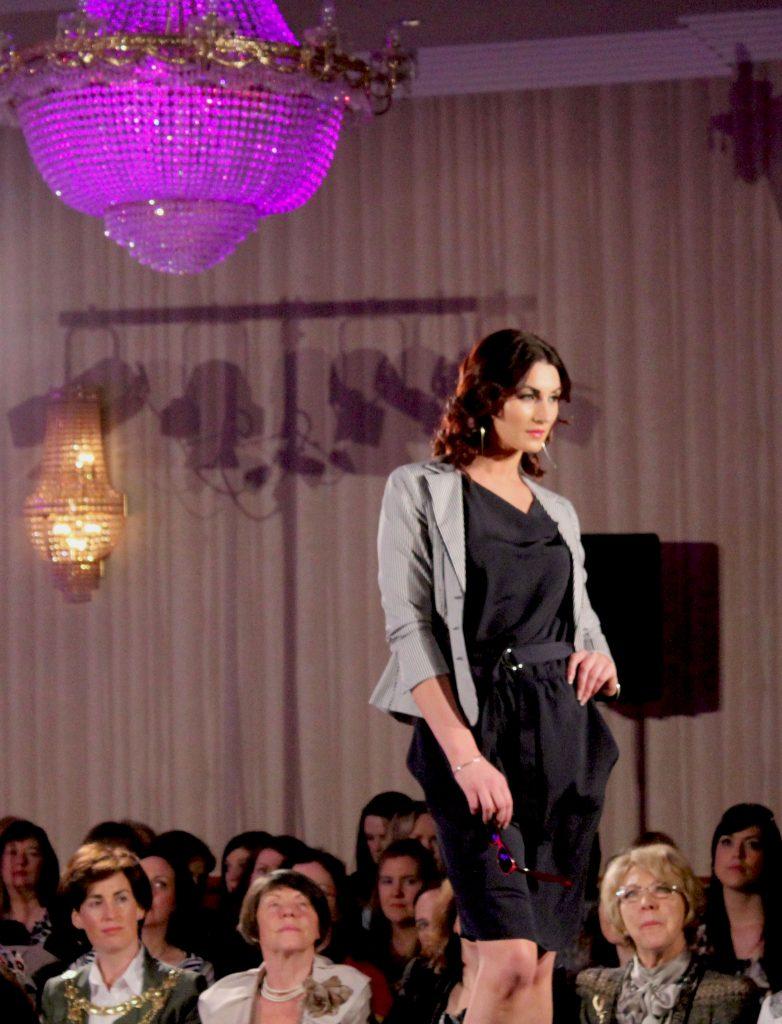 ACT for meningitis, fund raiser fashion show a the Rassidson Galway