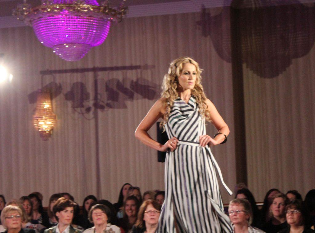 ACT for meningitis, fund raiser fashion show a the Raddison Galway