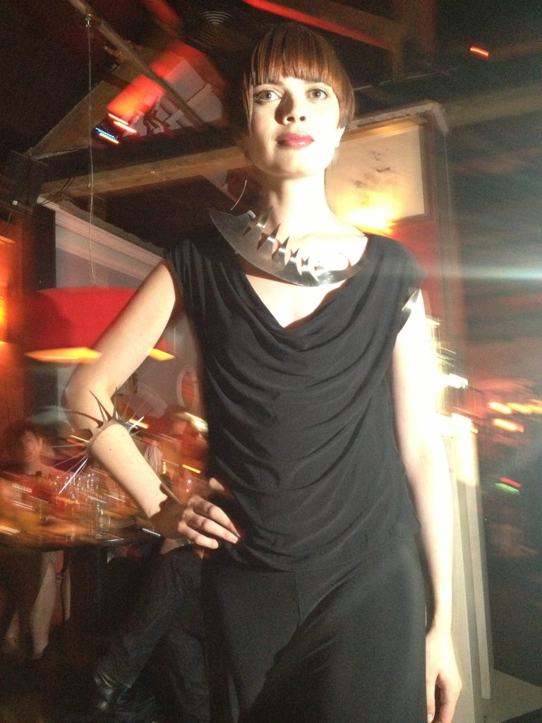 2013 Core Revelations, Contemporary Jewellery, Cat Walk Show, Cancer Research Foundation